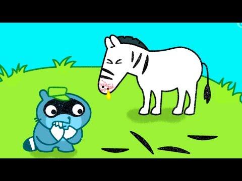 Игровой мультфильм про малыша Панго. Сборник. Все серии подряд