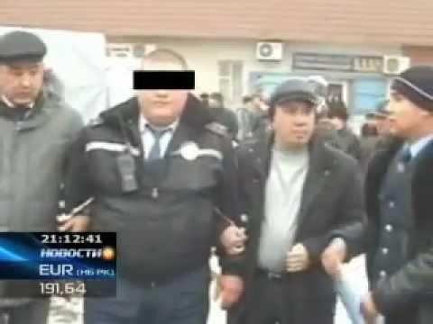 В Кызылорде задержали «Паханчика»