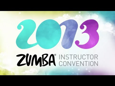 2013 Zumba Instructor Convention Media Highlights Youtube