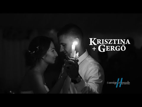 Krisztina + Gergő // wedding trailer