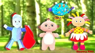 In The Night Garden Toys Finger Family Song for Kids