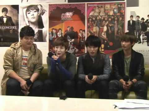 101008 Super Junior @ KBSW Radio Arabic 2/2