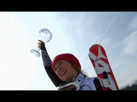 Mikaela Takes Win and Globe - Lenzerheide Slalom - U.S. Ski Team