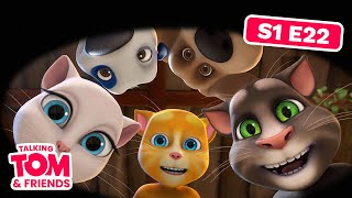Talking Tom and Friends - CEO in Trouble (Season 1 Episode 22)
