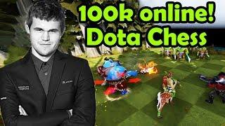 Gorgc Explains Dota Auto Chess and Shows How To Win