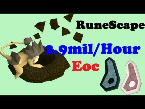 2.9M Per Hour Method RuneScape :O