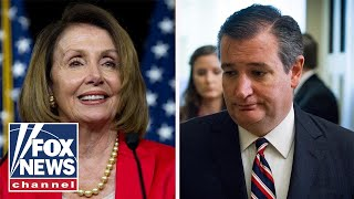 Swamp Watch: Nancy Pelosi and Ted Cruz