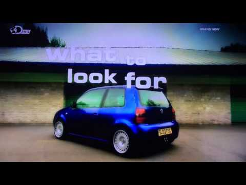 Fifth Gear: VW Golf R32 Mk4