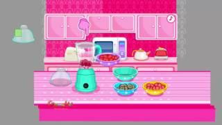 Game Bạn Gái : Làm Kem Ngày Hè  2017 _ Girl Games: Ice Cream Day 2017 [Nấu ăn] GameVui.com