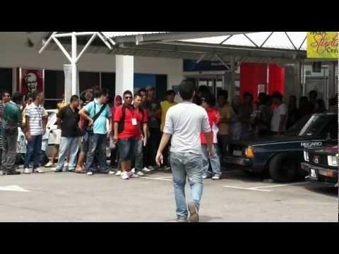 Melaka Lagend Old Skool 2012