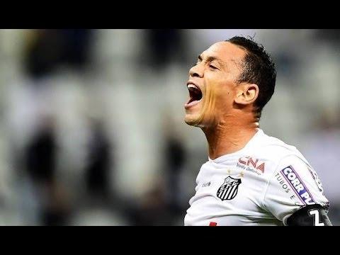Ricardo Oliveira ● The Complete Striker ● Santos ● 2015-2016