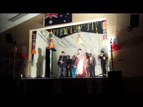 Pothi Vacha Malliga Mottu - Madhushalni Ravi video