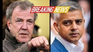 Jeremy Clarkson is right about Sadiq Khan