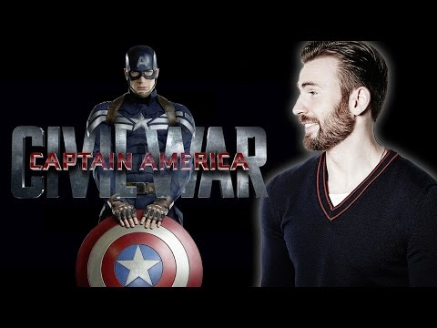 Chris Evans Discusses CAPTAIN AMERICA: CIVIL WAR - AMC Movie News