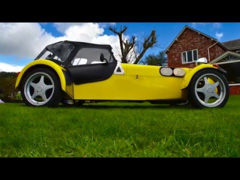 Caterham 7 HPC For Sale with mikeedge.co.uk