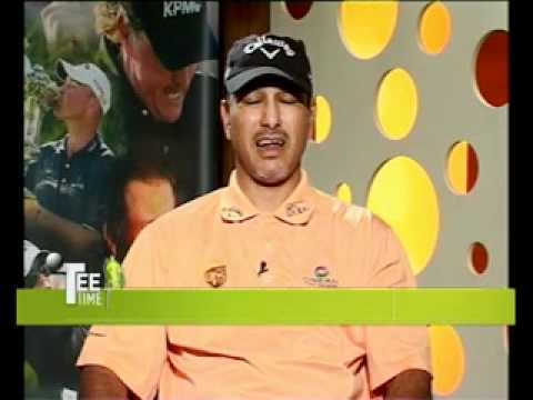 India's golfing sensation Jeev Milkha Singh on Tee Time With Shaili Chopra.flv