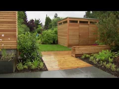 Gartengestaltung videolike for Gartengestaltung 100 qm