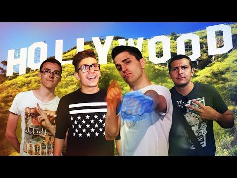 HOLLYWOOD E VISTE MOZZAFIATO! w/Stepny, Surreal & Vegas