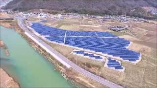 上郡太陽光発電