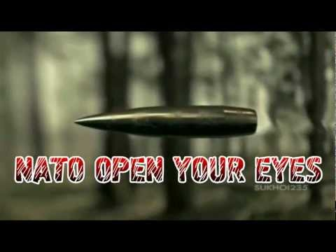 NATO Open Your Eyes (Russian Military NUMBER 1)