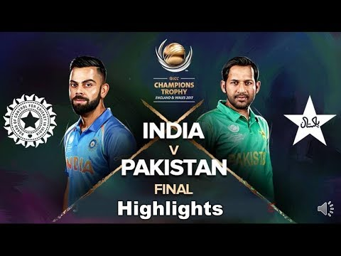 Pakistan vs India Final  2019 Final Game highlights Hd Results
