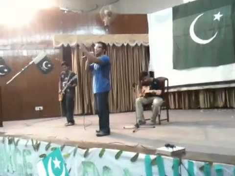 Hai jazba janoon tu himat na har ( A good performance by st