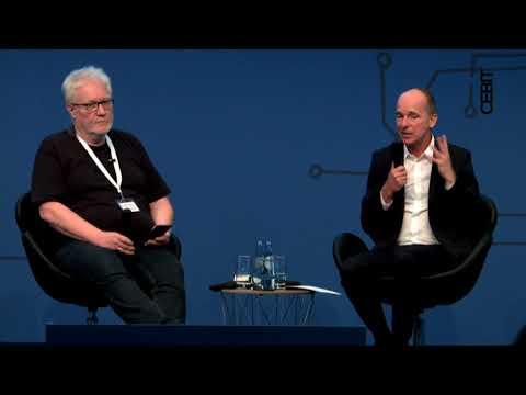 KI, Robotik und der digitale Kapitalismus - Gespräch mit Timo Daum / #heiseshowXXL Cebit 2018