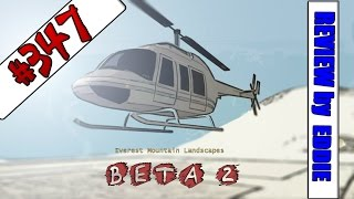Обзор модов GTA San Andreas #347 - Everest Mountain Landscapes BETA 2
