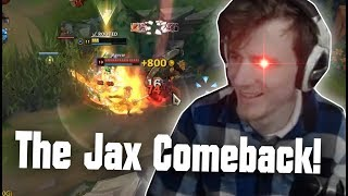 Hashinshin FINALLY plays JAX again! - Streamhighlights