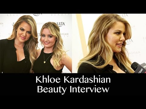 Khloe Kardashian Reveals Her $8 Blond Hair Care Savior