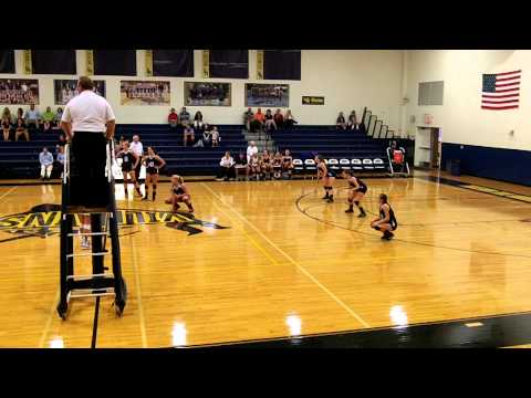 8-26-13 - Bishop McGuinness vs. Calvary Baptist Day School - Game 2