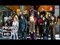 DCTV Crisis on Earth-X Crossover Promo #3 The Flash, Arrow, Supergirl, DC's Legends of Tomorrow (HD) MP3