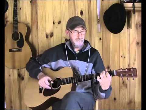 Jim Bruce Blues Guitar Lessons - Jim's Weakly Tips - Gary Davis and His Magic Thumb Music Videos