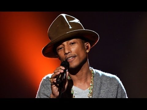 Pharrell Happy Live Performance 720p HD Oscars 2014 Oscar Awards Despicable Me 2 Soundtrack REVIEW