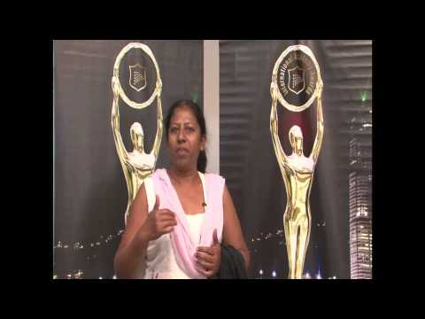 ISRD AWARDS - PRESS INTERVIEW