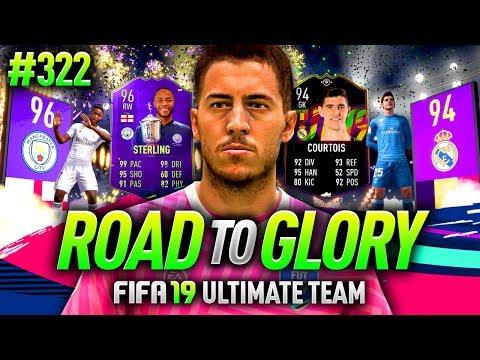 FIFA 19 ROAD TO GLORY #322 - MY FINAL SBC!