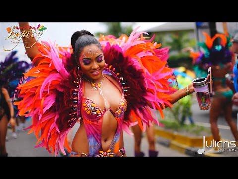 2016 Bacchanal Jamaica Carnival Highlights - Jamaica Carnival