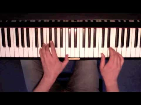 Right Here Waiting - Richard Marx, Easy Piano Cover video