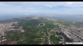 Gozo 360 Drone View (4K) Video