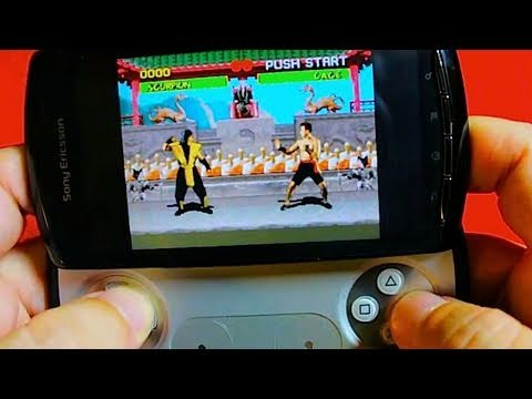 Gaming on Xperia Play - PSX, ANDROID &amp; EMULATORS - XperiaPlay review Pt.1