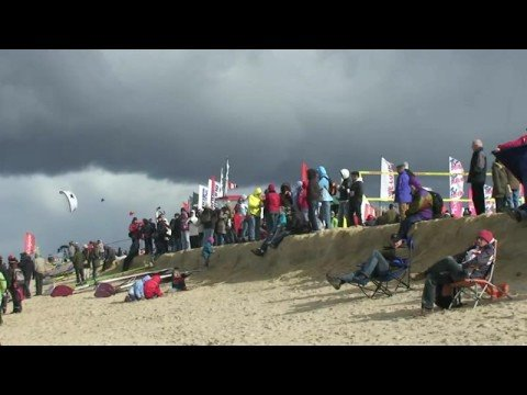 Surf World Cup Sylt 2008 Waveriding Voget in HD