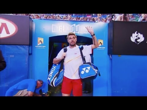 |Stanislas Wawrinka| - Breakthrough