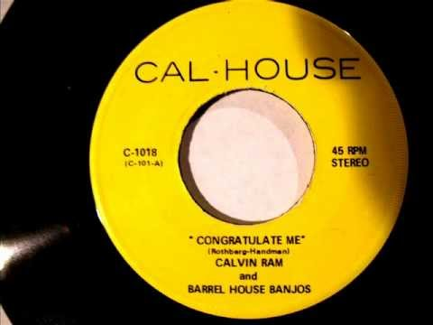 Norman Brooks - Congratulate Me
