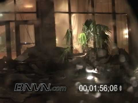 Hurricane Ivan Video, 9/16/2004 Part 3 - Mobile Alabama