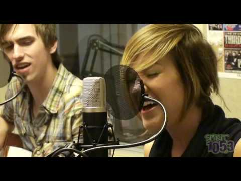 Spirit 105.3 Fm - Britt Nicole - The Lost Get Found video