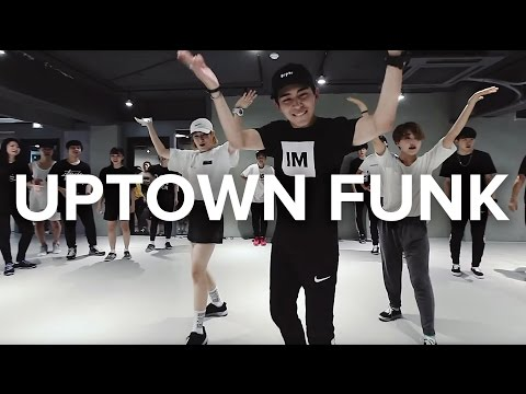 Uptown Funk - Mark Ronson (feat. Bruno Mars)/ Junho Lee Choreography