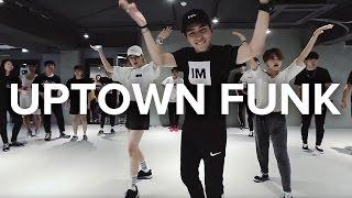 Uptown Funk - Mark Ronson (feat. Bruno Mars)/ Junho Lee Choreography
