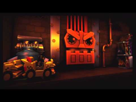 Little Big Planet 2: Roger Rabbit's Car Toon Spin by AaronDBaron
