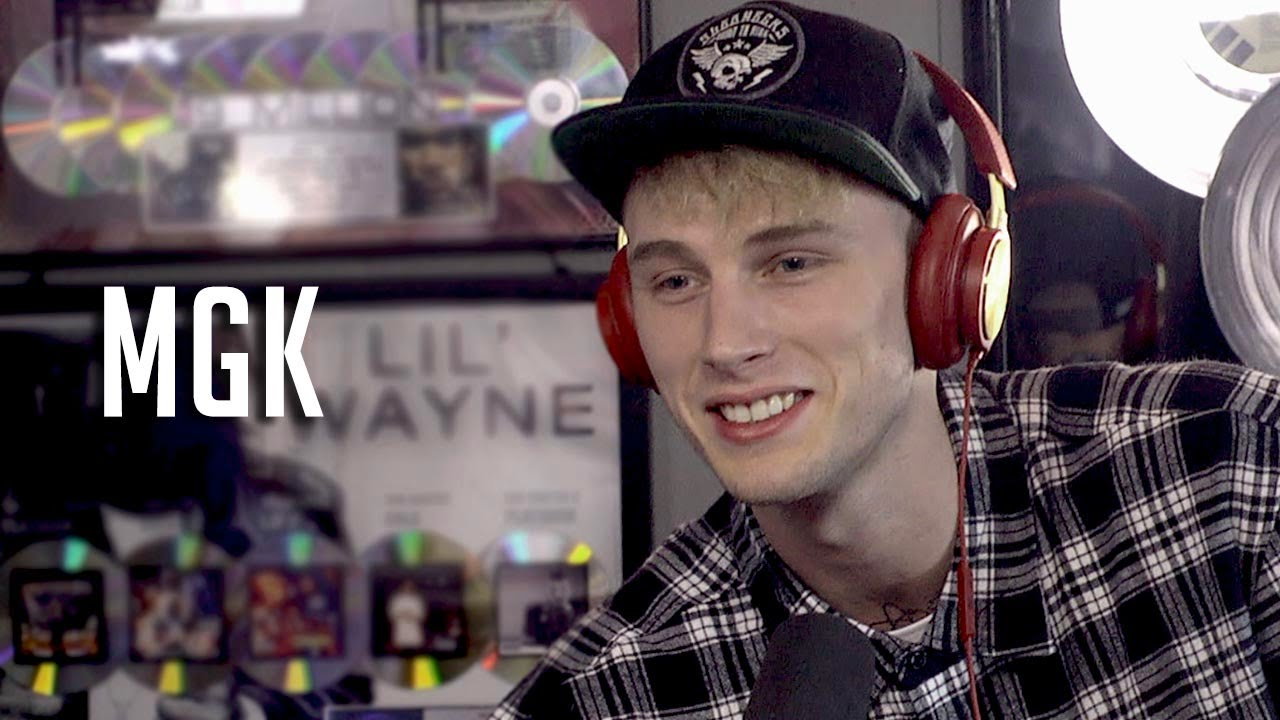 MGK Interview On Ebro In The Morning: Disgusted At How The Media Treats Lamar Odom, Being Blackballed By Eminem? & More