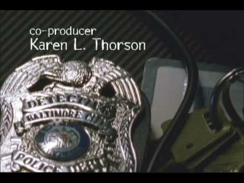 The Wire - Season One Opening Credits Video